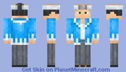 Japanese Shinsengumi Police Minecraft Skin