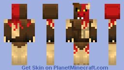 ManBearPig Minecraft Skin