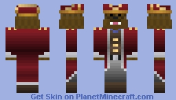 Pirate Bacca - for skin contest