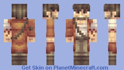 Colin Sharman [16th place!] Minecraft Skin