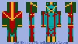 Emperor Alcariz Minecraft Skin