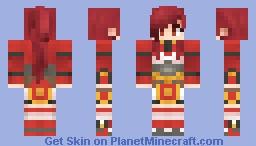 Elesis - Elsword Minecraft