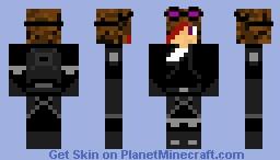 GamerMech imperial pilot Minecraft Skin