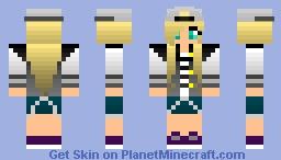 Audreyurbina Minecraft Skin