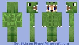 Lizart Derp Minecraft Skin
