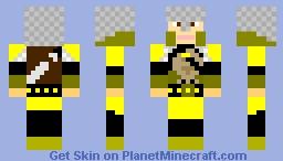 Armored Warior Minecraft Skin