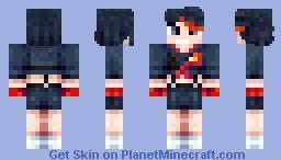 Ryuuko Minecraft Skin