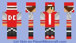 teen Minecraft Skin