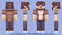Greyson Minecraft Skin