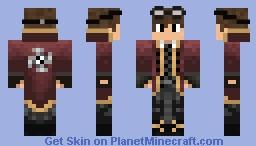 Skylord (Edited) Minecraft Skin