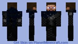armored steve Minecraft Skin