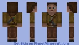 The Jedi Minecraft Skin
