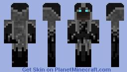 Dark Demon Minecraft Skin