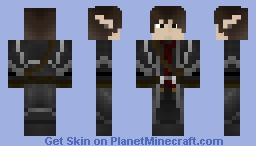 Steampunk Elven Warrior! (New shading?) Minecraft Skin