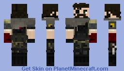 The Punished Snake Minecraft Skin