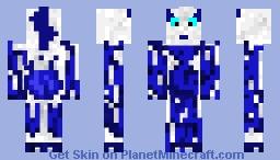 Wolf Wintereyes Minecraft
