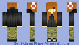 Meh ~ 100 subs :BBB Looks better if you click :D Minecraft Skin