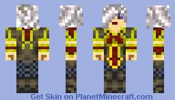 Dara Minecraft Skin