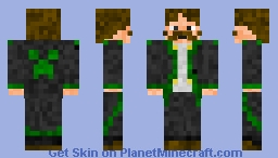 Emerald Sir :1.8 Minecraft Skin