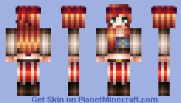 Pirateness Minecraft Skin