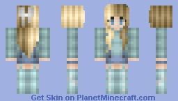 Vanilla and Chocolate Lol Minecraft Skin