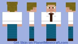 """Richard ''Richie"""" Richard Minecraft Skin"""