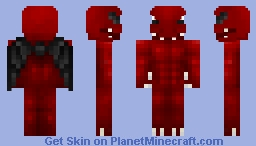 Demon (1.8) (Better in Preview) Minecraft Skin