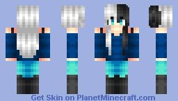 Yang Minecraft Skin
