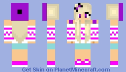 MC Besties Minecraft Skin