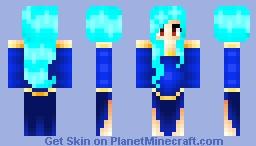 ~mage~ Minecraft Skin