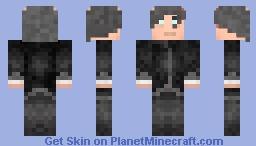 Saint Dane - Pendragon Minecraft Skin