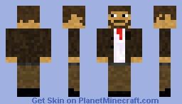 Ordinary Joe Minecraft Skin