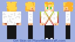 Pelekos Minecraft Skin