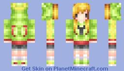 ✰ᑭIKᗩ✰~ Rayquaza *Request* Minecraft Skin
