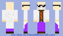 Blaine Minecraft Skin