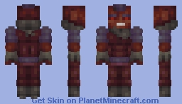 Underworld Bounty Hunter Minecraft Skin