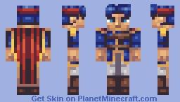 Ike [Update] Minecraft Skin