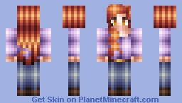 SelfSkin - Paden Minecraft Skin