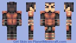 Samurai Minecraft Skin
