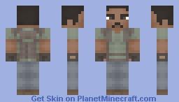 Sam Wilson - Falcon (Winter Soldier) Minecraft Skin