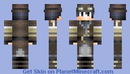 ❤∂αηιcα❤ - Jose_831 Fan Skin Minecraft
