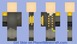 SteamPunk Clothing{better version in desc} Minecraft Skin