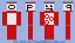 Conner the Living Soda Can Minecraft Skin