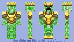 Creeper King Man