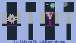Nindroid... Creeper... Thing... (Wat?) Minecraft Skin