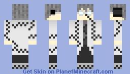 Dr. Stein~Soul Eater Minecraft Skin
