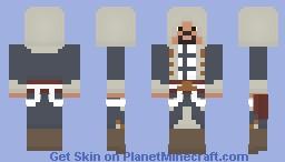 AC IV: Duncan Walpole Minecraft Skin