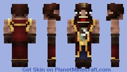 Gangplank the Saltwater Scourge - League of Legends -  (Life on the High Seas Skin Contest) By Ehmbiggy and special 100 subs :3 ! (And first skin in 1.8!) [68th place!] Minecraft