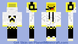 Teenage Derp Minecraft Skin