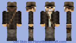 Indiana Jones Minecraft